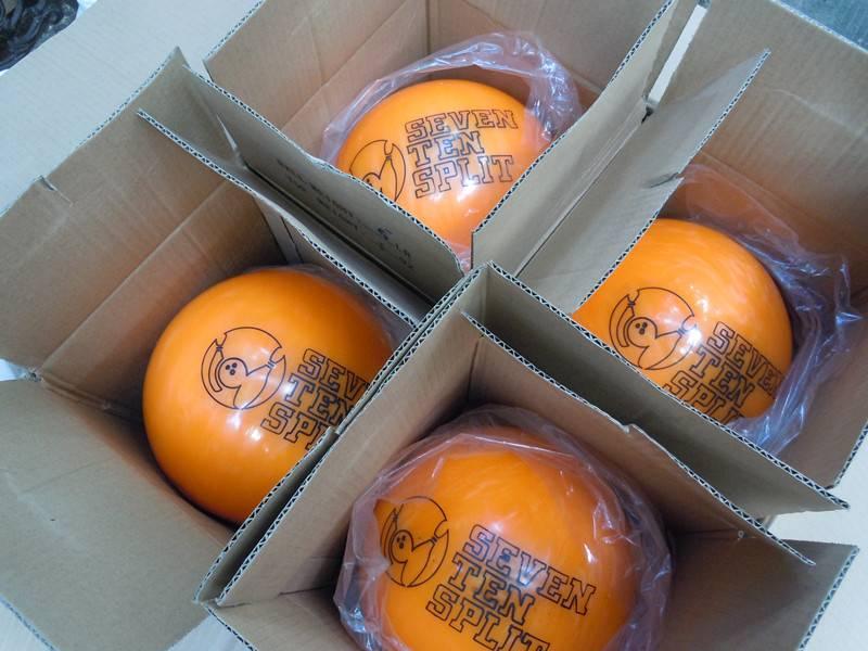 Bowilng Balls