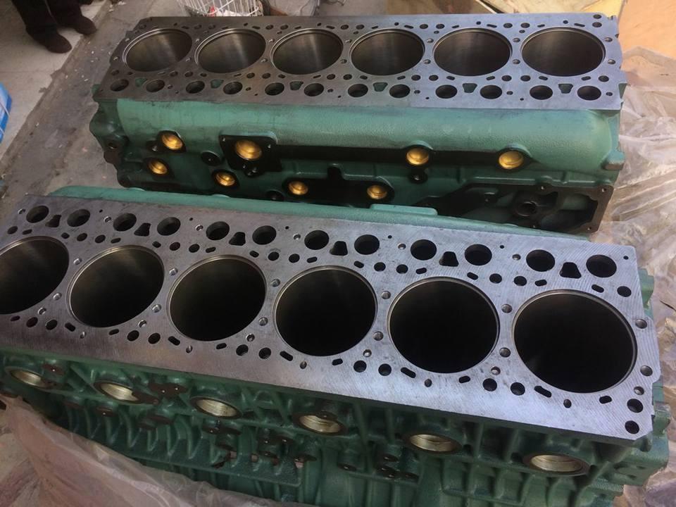 SINOTRUK(CNHTC) products--steyr engine cylinder block, engine block, engine body