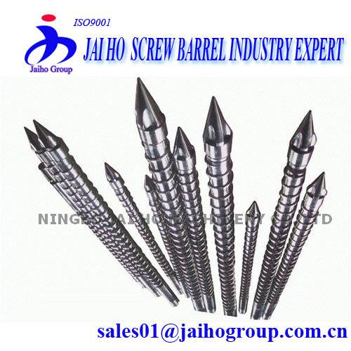 Injection Molding Machine Screw Barrel