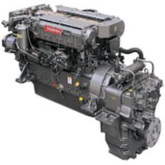 New Yanmar 6HYM-WET Marine Diesel Engine 500HP