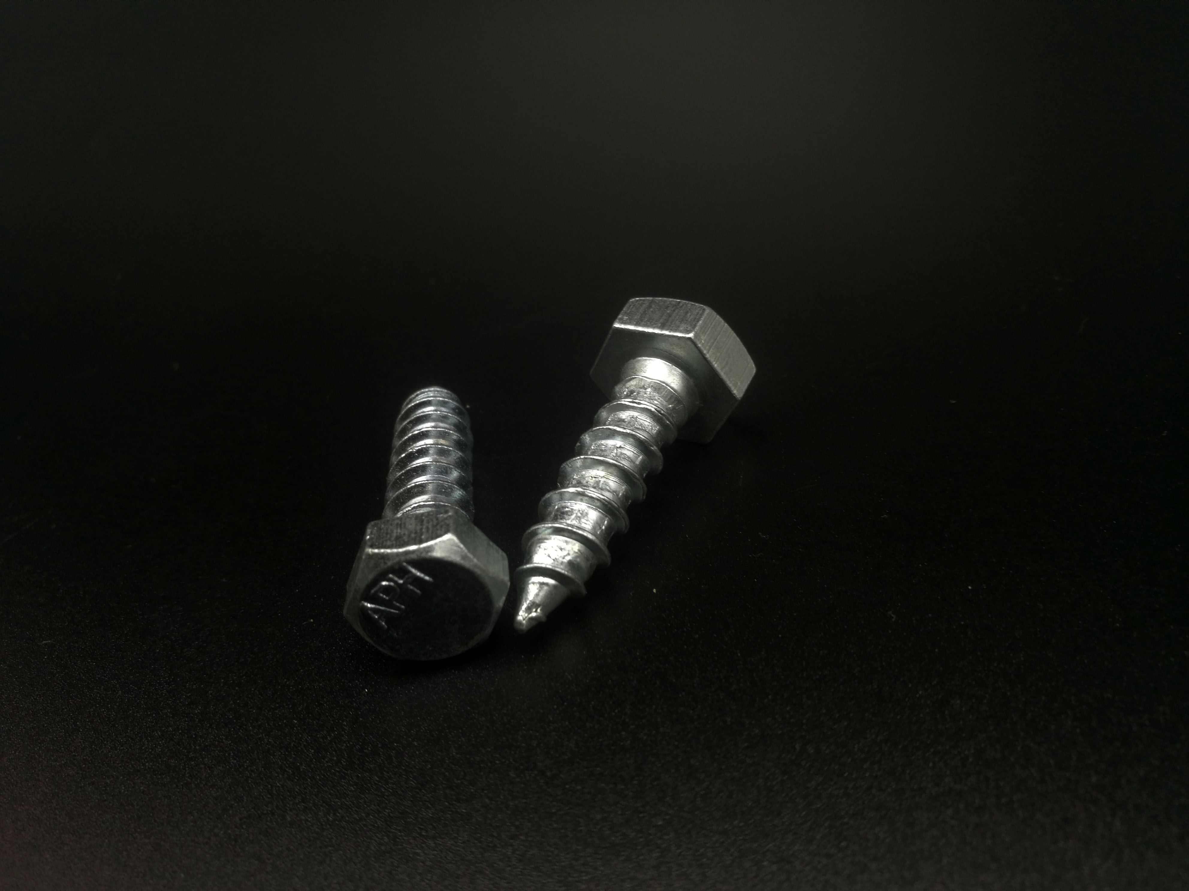 Superior quality wood screw zinc plate headChina Handan
