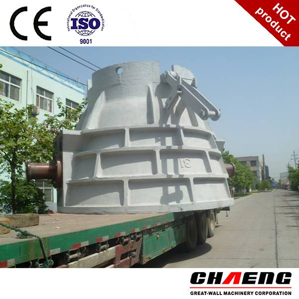 customized slag pot for steel plant