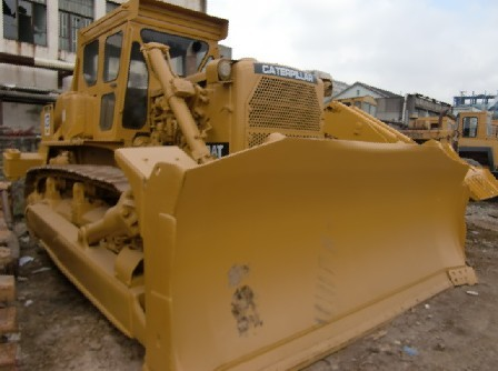 Used Bulldozers CAT D8K