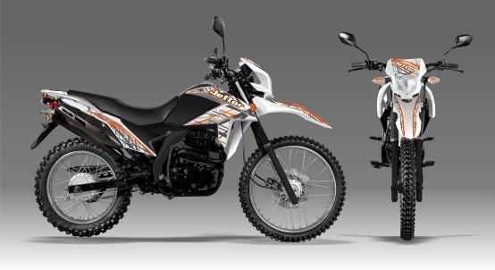 150-2 Dirt motorcycle