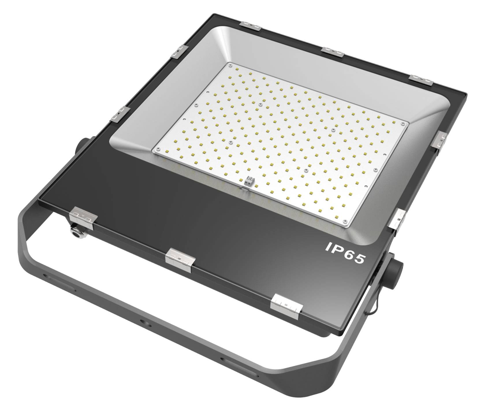 EWAY Lighting 7 Yrs Warranty 200W slimline led flood light
