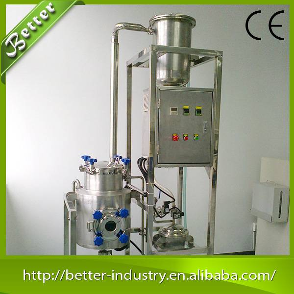 Essential oil distiller of EC20