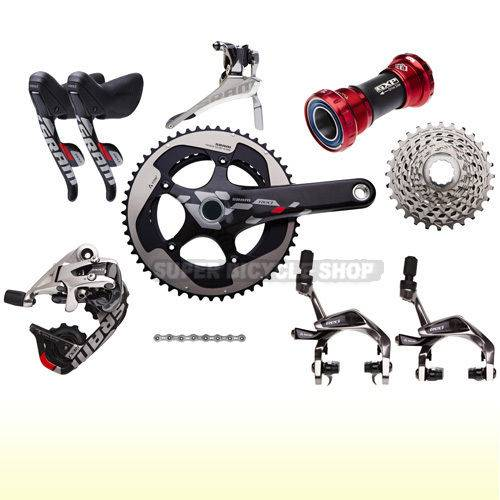 New SRAM Red 8 piece Groupset Road Bike Kit