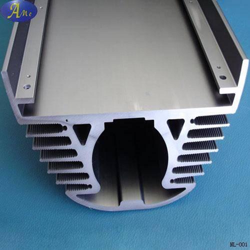 Extruded Aluminium heatsink heat sink radiator for LED street Light