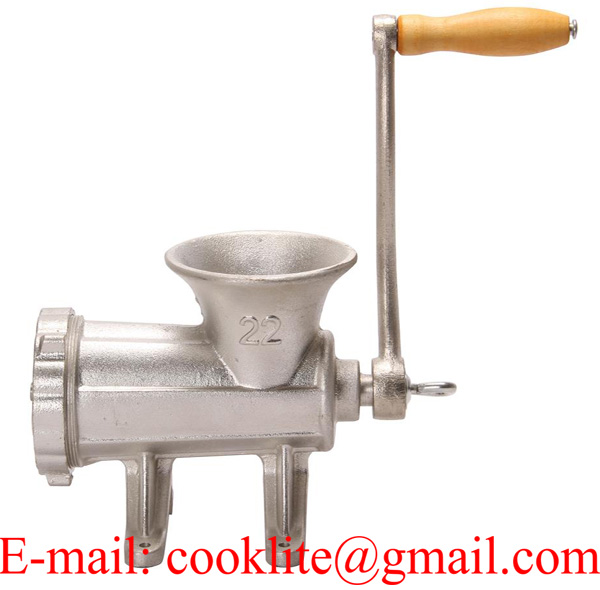 Manual Meat Mincer / Cast Iron Meat Grinder