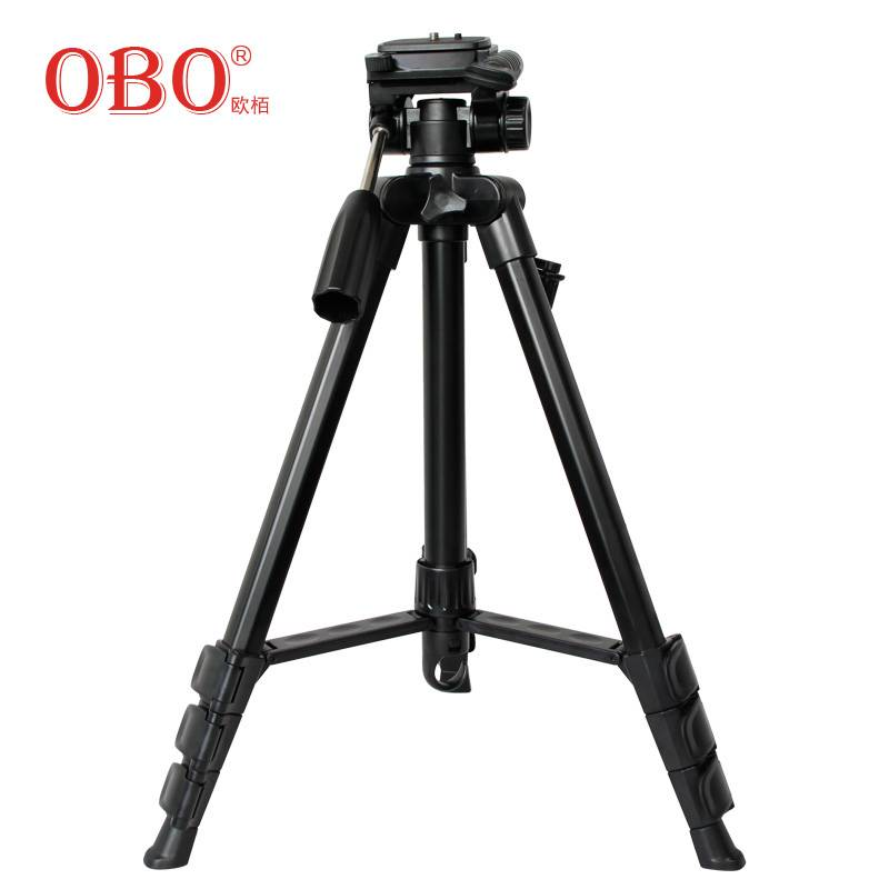 OBO A250 portable travel professional tripod for light SLR