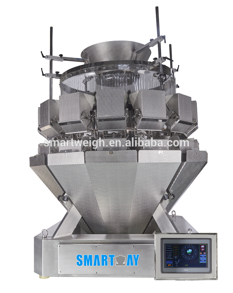 Large 14 Head 5L Multihead Weigher Pulse Packing Machine