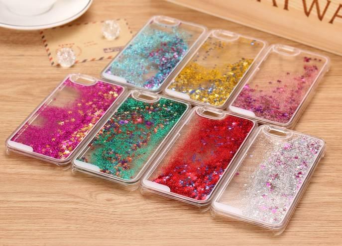 Glitter Stars Phone Case for Phone