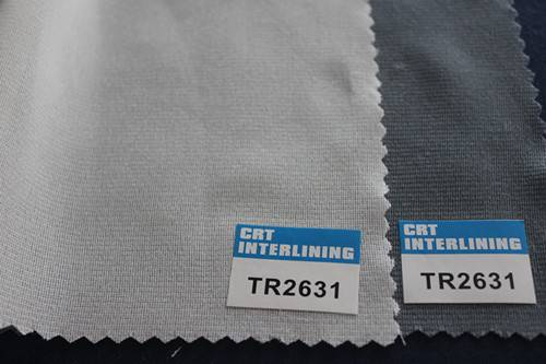 woven fusible tricot knit interlining-TR2631(interfacing)