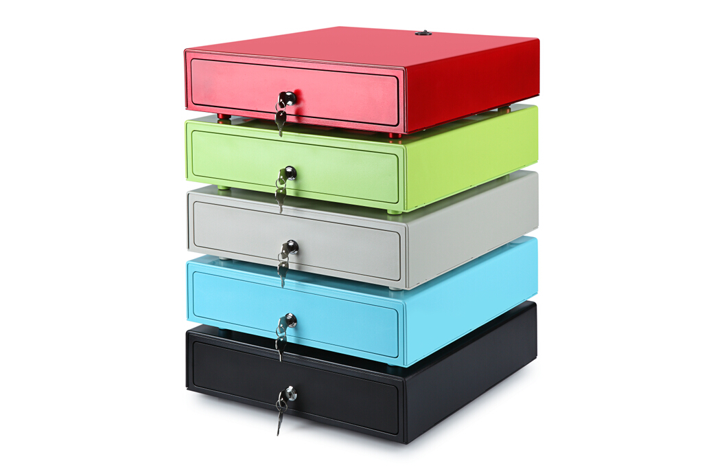 Mini Colorcful Cash Drawer for POS Register