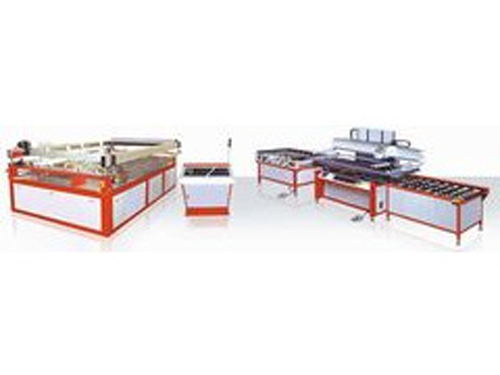 Glass Screen Printing Machines