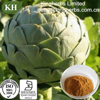 Artichoke Extract; Caffeoylquinic acids 3%,5% By HPLC; Phenolic acids 2.5%,5% By UV