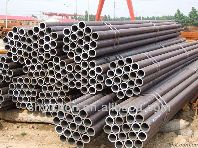 Steel Structure Hot Rolled Tube and Pipe Q195-Q345