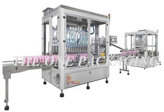 Production Line for Viscous Liquid