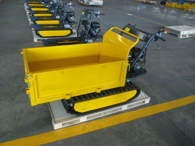 Wholesale 500N Hydraulic pump 6.5hp 500kgs mini dumper crawler, different use