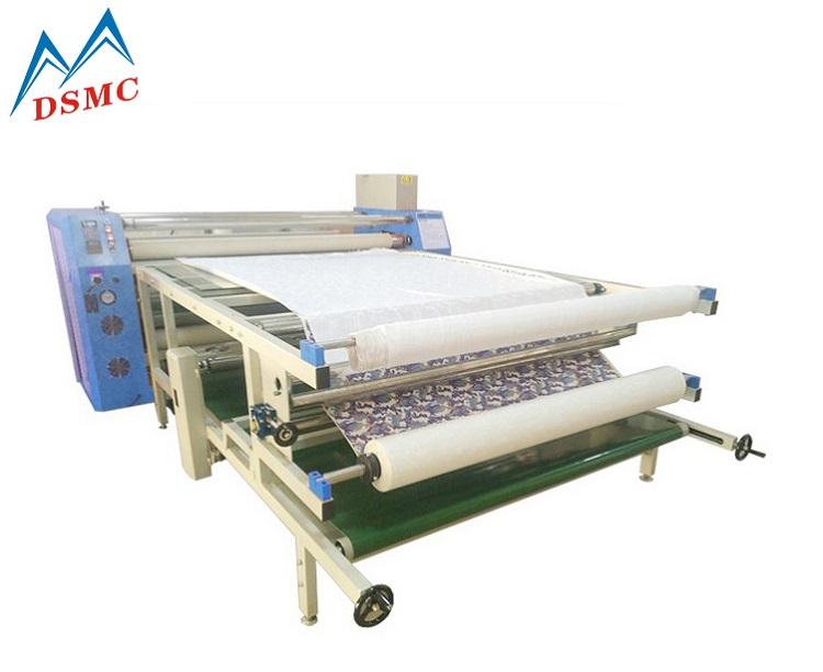 Large Format Drum Type Heat Transfer Printing Machinery