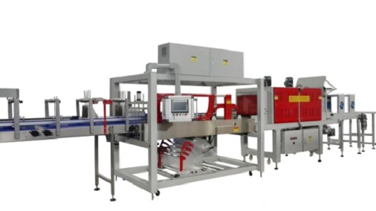 One-piece Film Wrapping Heat Shrink Packaging Machine - LC-MBS35/30