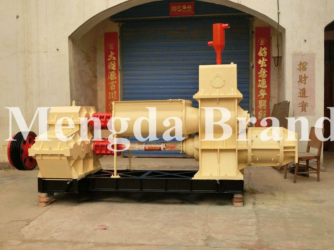 Asia coal gangue vacuum brick machine manufacturers