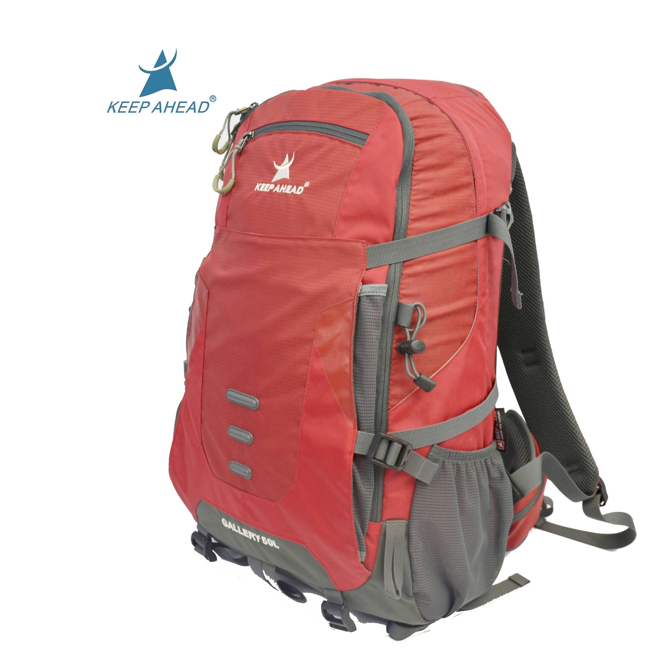 Famous brand custom climbing mountain backpack extreme sports backpack