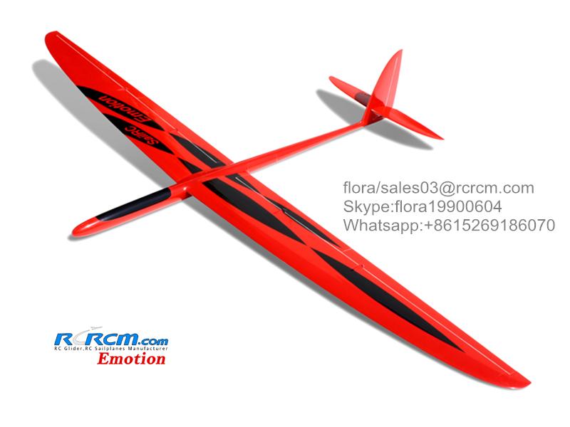 Emotion 2m wingspan slope composite glider