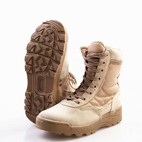 Cambat boot/desert boot