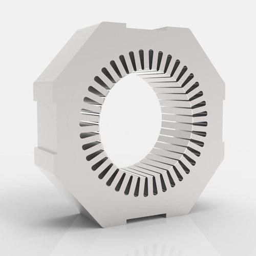 Stator Stack Die Cast Rotor