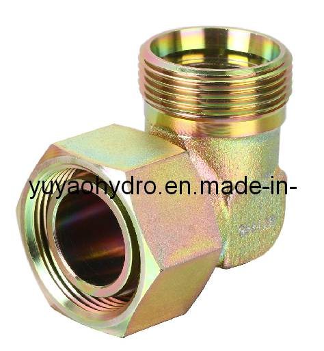 BSP adapter weled on pipe