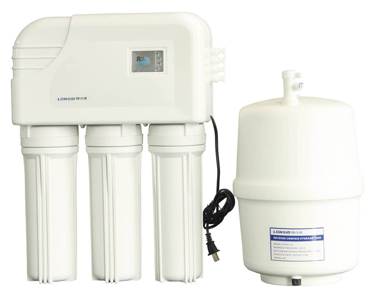 5 stages  RO  purification system (RO-75C)