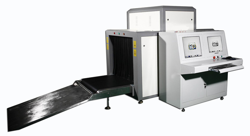 Superior Tunel Cargo X-Ray Scanner Machine/Airport X-Ray Luggage Scanner MCD-10080