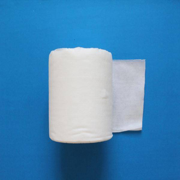 disposable good quality window cleaning cloth in roll