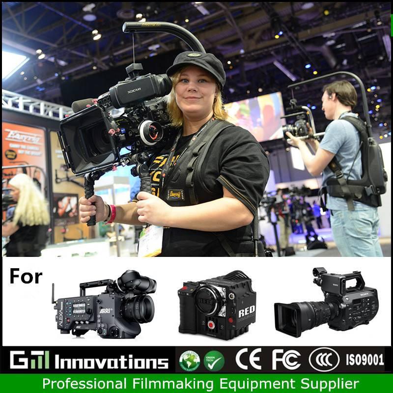 2016 New easyrig camera & video vest suit stabilizer loading 8-18kg for DJI and BMCC