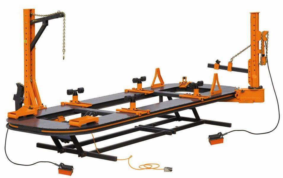 chassis alignment bench&auto body frame rack
