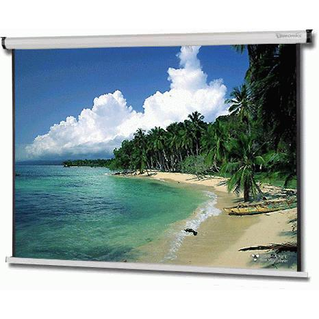 High Gain(Metal Viewer) Auto. Roll Projection Screen