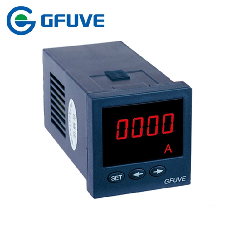 FU8000 SINGLE PHASE CURRENT AND VOLTAGE DISPLAY METER