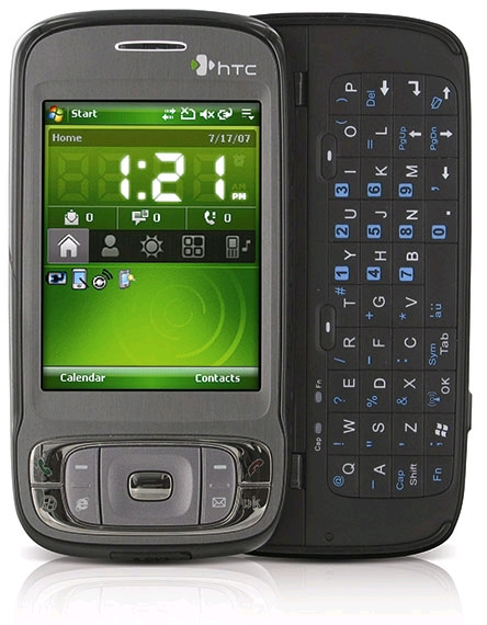 HTC TyTN II P4550 Unlocked QuadBand GPS WiFi HSDPA Cellular Phone