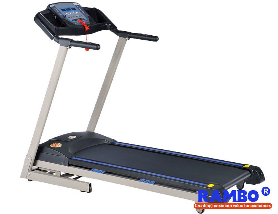 202 LCD Screen Luxury Home Treadmill Fitness Equipment Gym Equipment