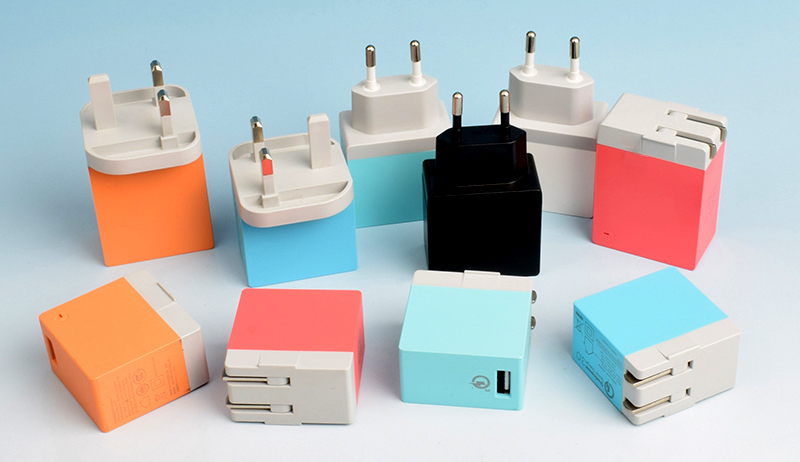 Single Port QC3.0 18W Quick Wall Charger