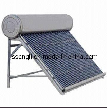 solar energy water heat