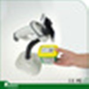 Handheld bluetooth QR barcode scanner 2d wireless barcode reader HS02