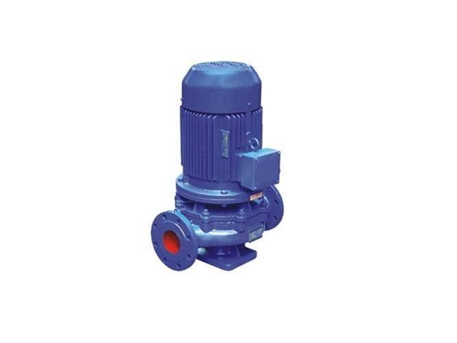 LYL(w) single-stage single-suction vertical centrifugal pump