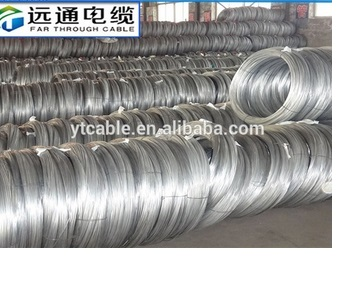 Hot Dipped Galvanized Steel Wire 8#--16# (4mm, 1.6mm)