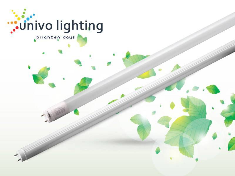 led tube univo lighting