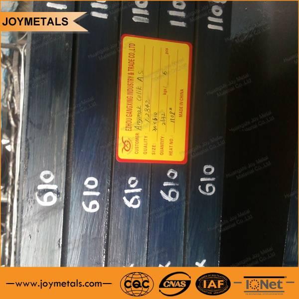 ASTM D3/DIN1.2080 flat alloy cold work mould steel