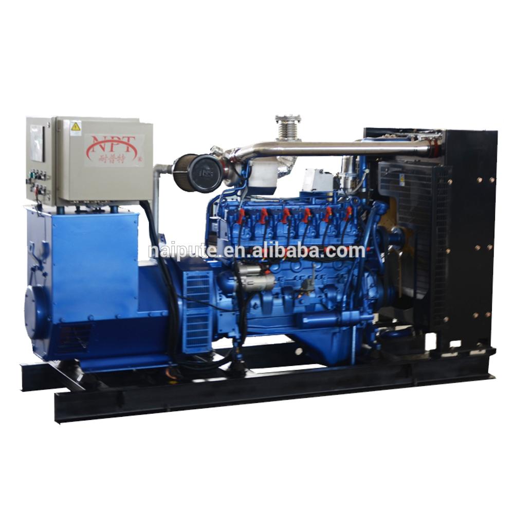 100KW 125kva biogas generator