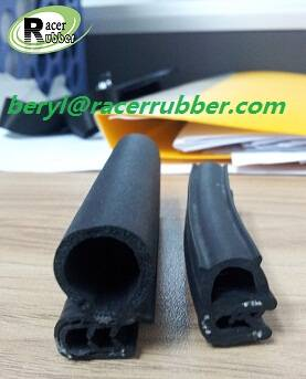 Supply extrusion compound Rubber Seal with steel