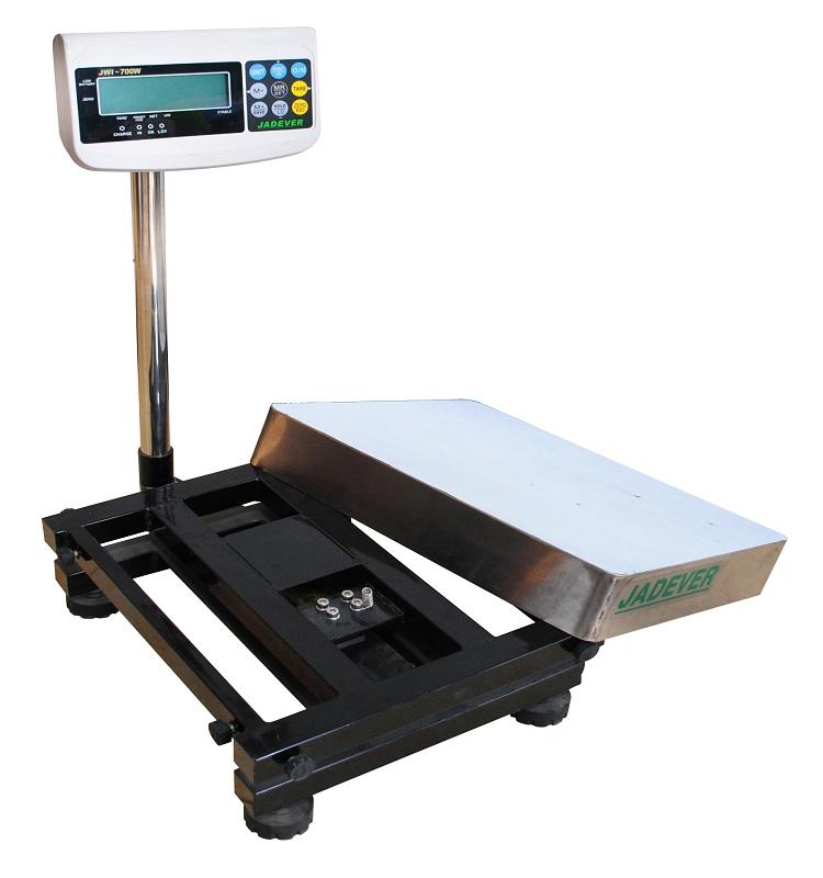 High Precision Digital Classic Iron Bench Scale